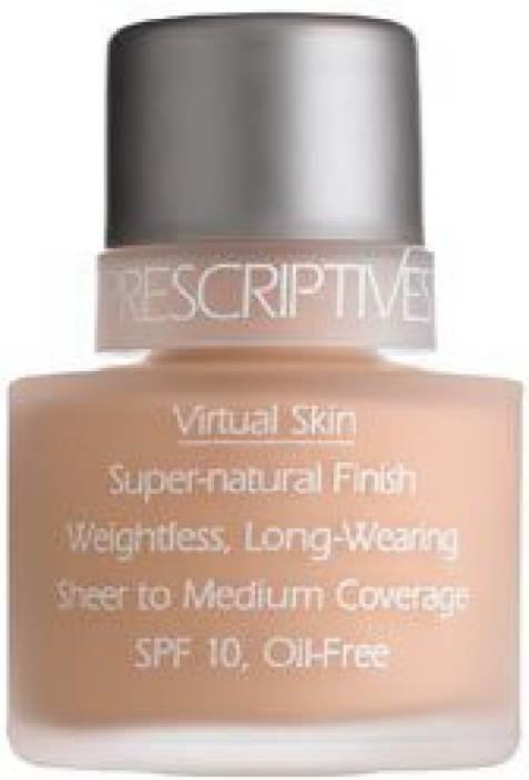 Prescriptives Virtual Skin Super Natural Finish Makeup Foundation