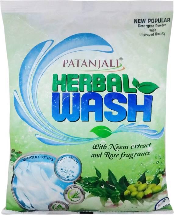 Patanjali Herbal Wash