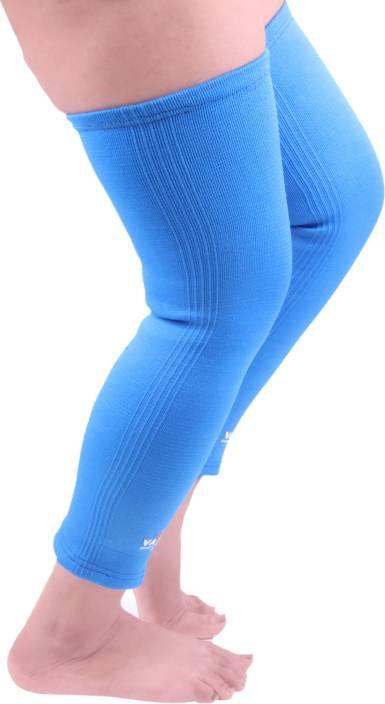 b0cd84d16c Vasu 849 Unisex Elastic Knee Support Knee Support (XL, Blue) - Buy ...