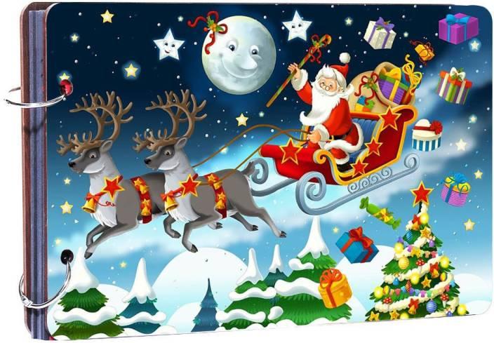 Studio C Christmas.Studio Shubham Merry Christmas 26cmx16cmx4cm Album Price