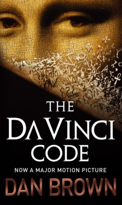 Dan Brown Da Vinci Code Book