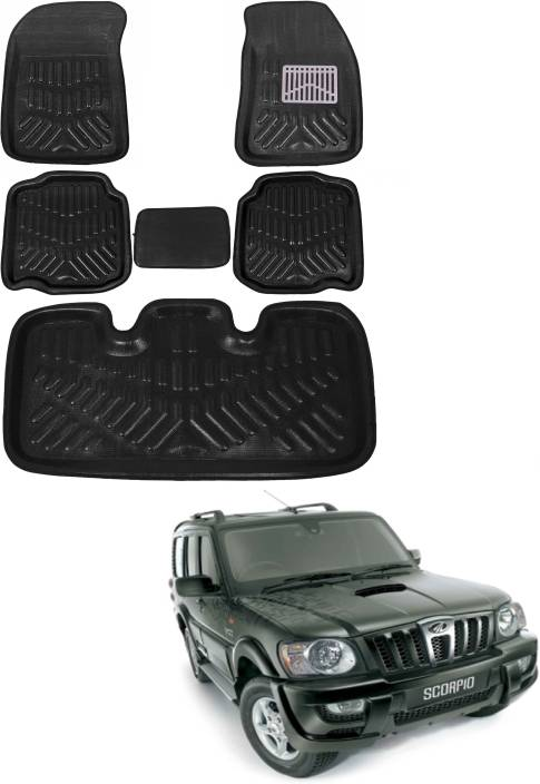 UNIGLOW EVA, Plastic 3D Mat For Mahindra Scorpio Price in India
