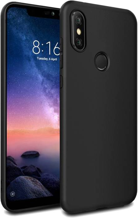 online store a698c e4e22 Febelo Back Cover for Mi Redmi Note 6 Pro