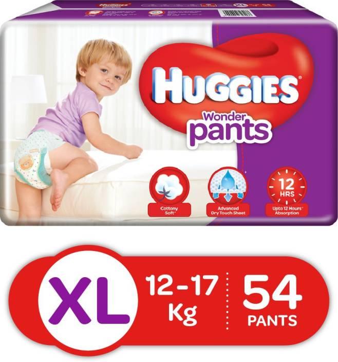 Huggies Wonder Pants Extra Large Diapers - XL