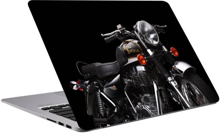 49e236e2d91ad Richerbrand Black Bullet Laptop Sticker 15.6 inch-Designer laptop ...