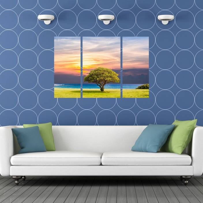 Om Digital Printers Multiple Frames Wall Paintings for Living Room ...