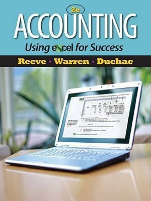 Accounting Using Excel (R) for Success (with Essential Resources