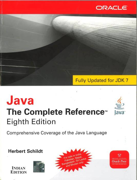 Java the Complete Reference: Buy Java the Complete Reference