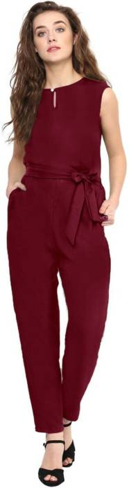 Uptownie Lite Solid Women's Jumpsuit