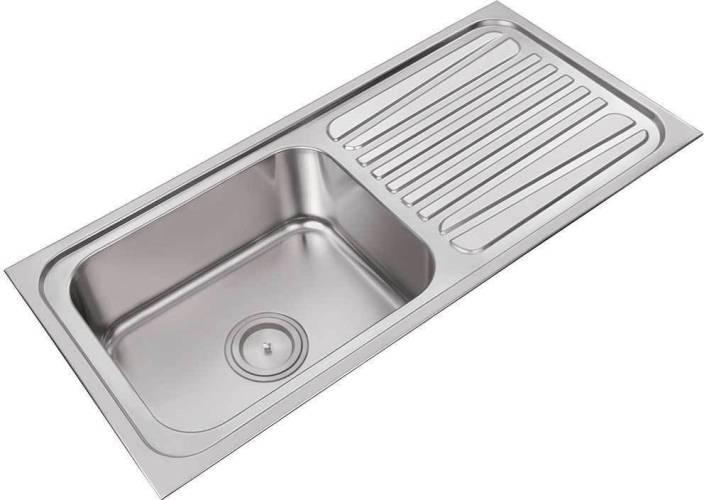 Remarkable Anupam Elite Sink Stainless Steel Kitchen Sink 1067 X Home Interior And Landscaping Palasignezvosmurscom