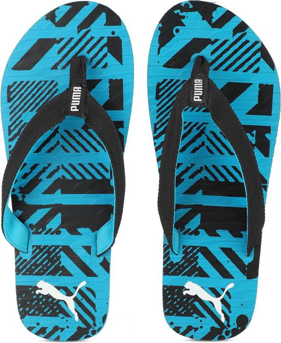 e41a4d499460 Puma Mykonos Graphic IDP Flip Flops - Buy Puma Mykonos Graphic IDP Flip  Flops Online at Best Price - Shop Online for Footwears in India