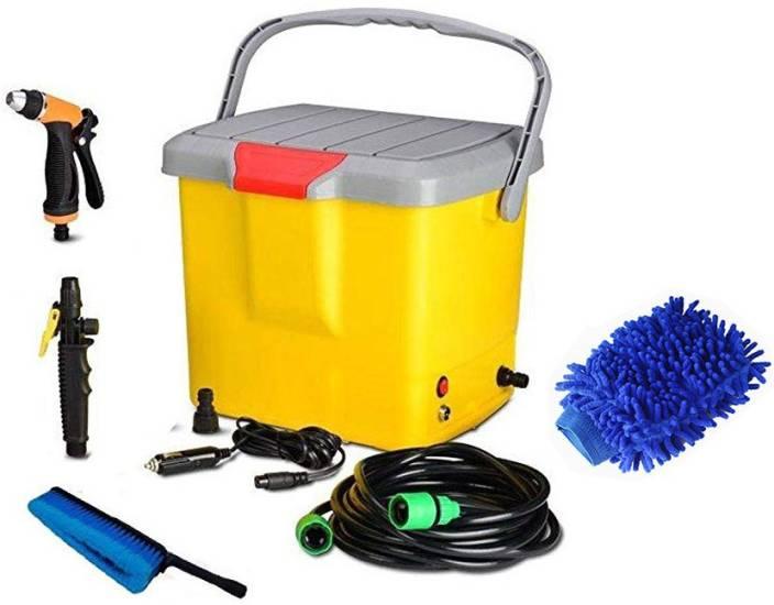 Hsr Portable High Pressure 16 Ltr Car Washer Machine High Pressure