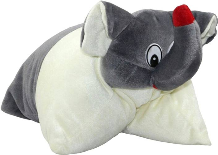 Pearl World Cute Appu Pillow With Best Filling Covers 20 Cm Cute