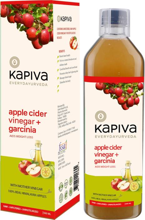 Kapiva Apple Cider Vinegar Garcinia Vinegar Price In India Buy