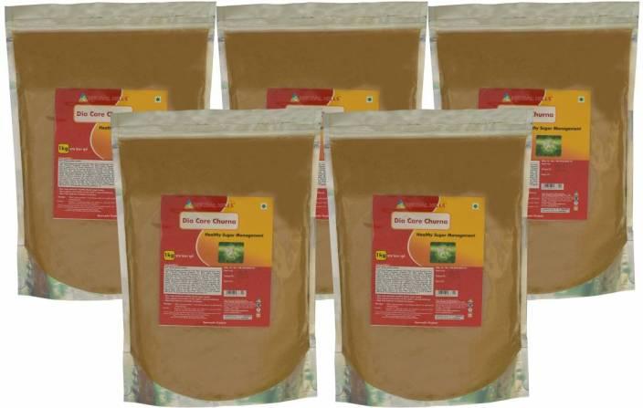0ba3e163321 Herbal Hills Dia Care Churna - 1 kg powder - Pack of 5 - Sugar Management  Supplement (1 kg)
