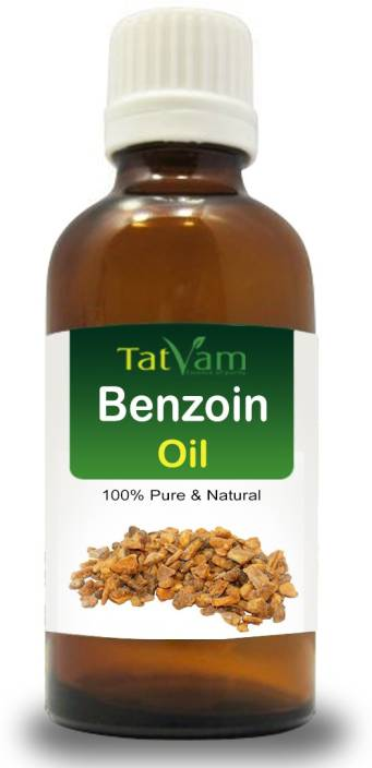 Tatvam Benzoin Essential Oil (30ml)-Styrax benzoin pure, & 100