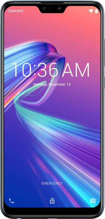 asus zenfone max pro m2 blue 64 gb online at best price only on