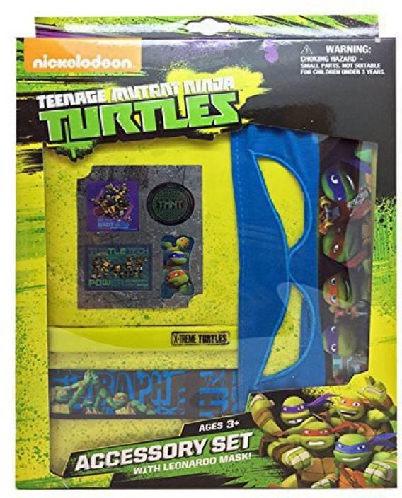 Nickelodeon Teenage Mutant Ninja Turtles Gift Set And Bonus