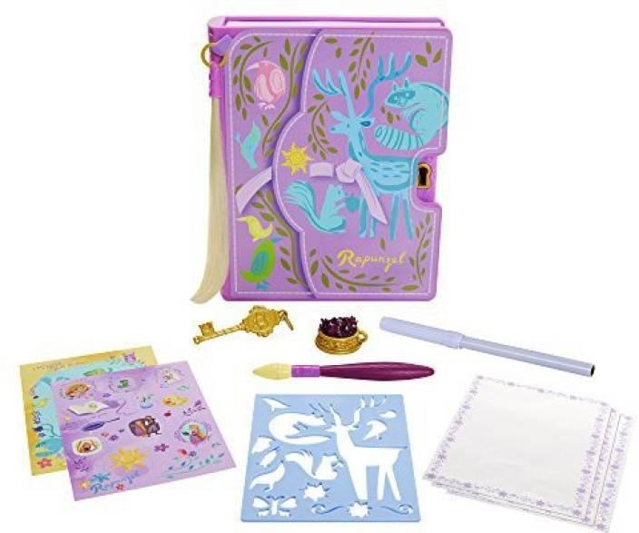 Disney Tangled Rapunzel Secret Journal Toy - Rapunzel Secret