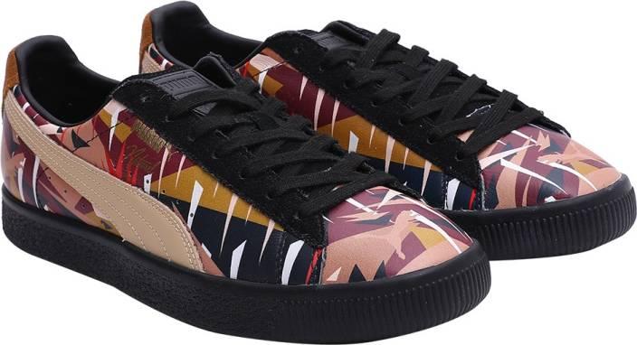 newest e620c a2630 Puma Clyde Moon Jungle NATUREL Sneakers For Men - Buy Puma ...