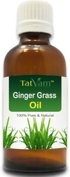 Tatvam Ginger Grass Essential Oil, 100% Pure, Natural & Undiluted