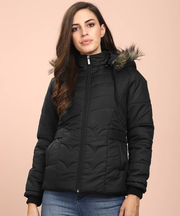 Breil By Fort Collins Full Sleeve Solid Women's Jacket