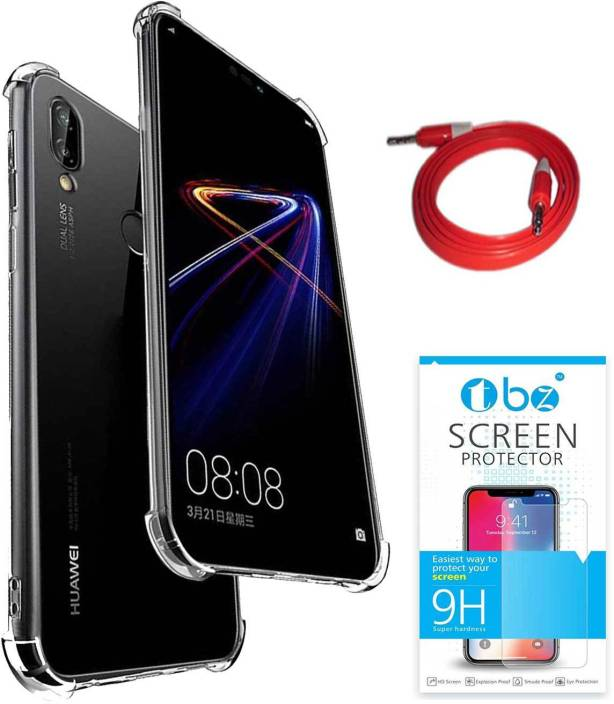 TBZ Cover Accessory Combo for Honor 8X