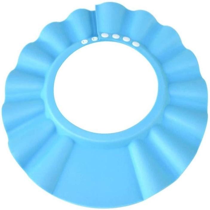 Adjustable Kids Baby Shower Cap Bath Shampoo Protection Cap Wash Hair Shield Hat For Toddler Children Blue Kids Baby Mimbarschool Com Ng