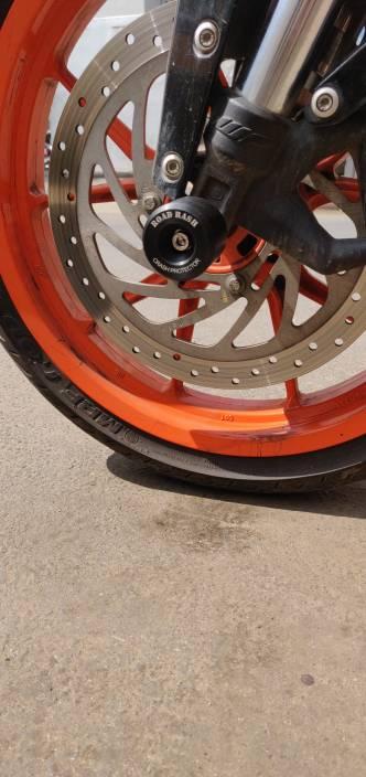 RoadRash Duke /RC - 200 250 390 /125 Front Fork Sliders Bike