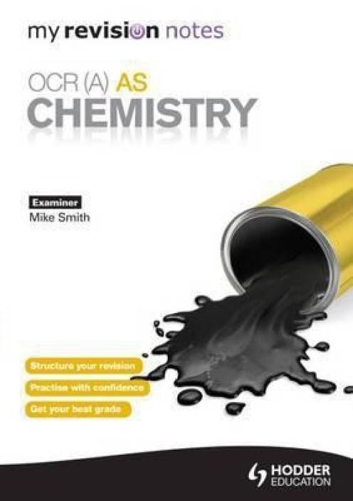 My Revision Notes: OCR (A) AS Chemistry: Buy My Revision