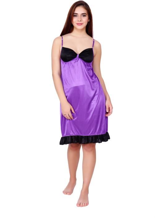 5aac5b9339 Z Plus Women s Nighty - Buy Z Plus Women s Nighty Online at Best ...