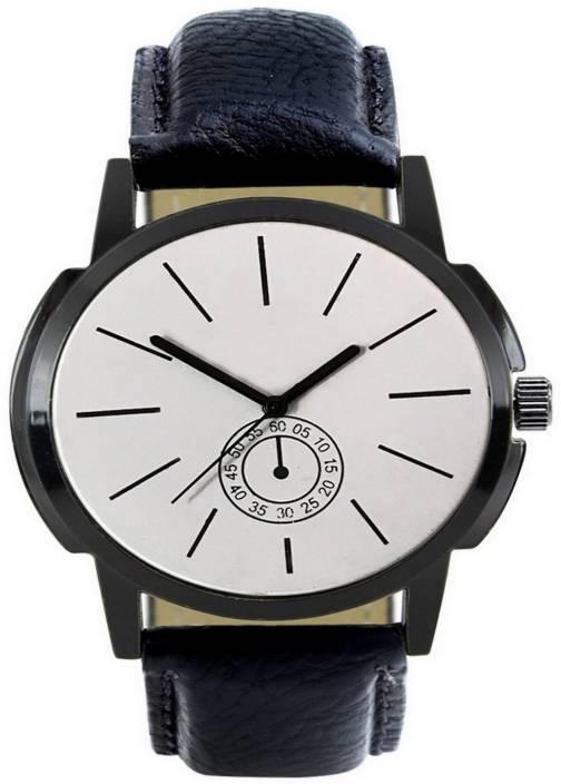 friends deal fashion Black 'Watch Watch - For Men & Women