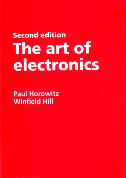 The Art Of Electronics South Asian Edition Buy The Art Of