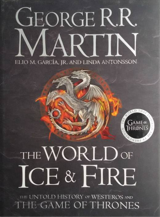 The World of Ice and Fire: Buy The World of Ice and Fire by
