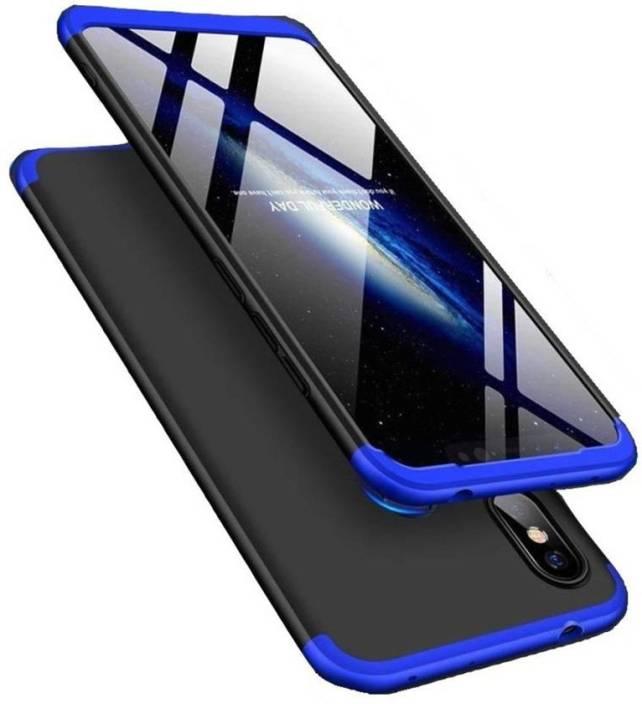 92044bb2475 STUDOZ Back Cover for 360 Protection cover Xiaomi Redmi Note 6 Pro -100%  Original GKK (Blue
