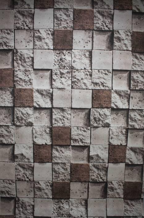 Wallplays Stone Wallpaper 1000 G Price In India Buy Wallplays