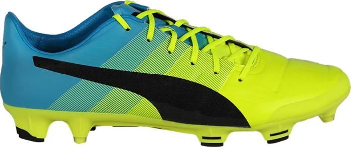 866f774eee37fa Puma evoPOWER 1.3 FG Football Shoes For Men - Buy Puma evoPOWER 1.3 ...