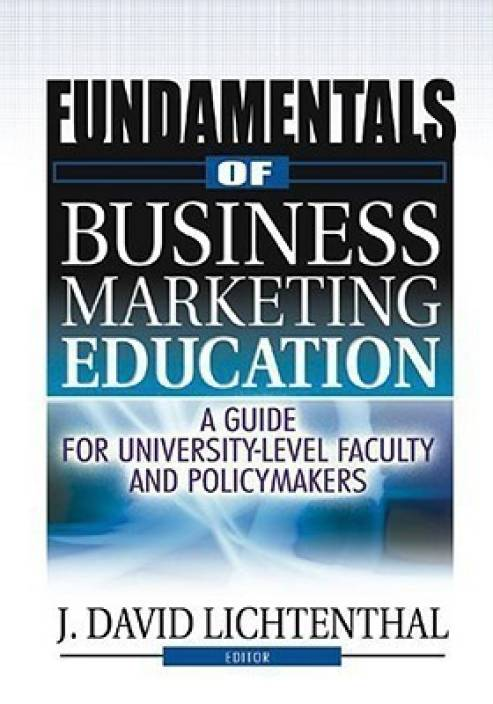 Fundamentals of Business Marketing Education - Live by Faith