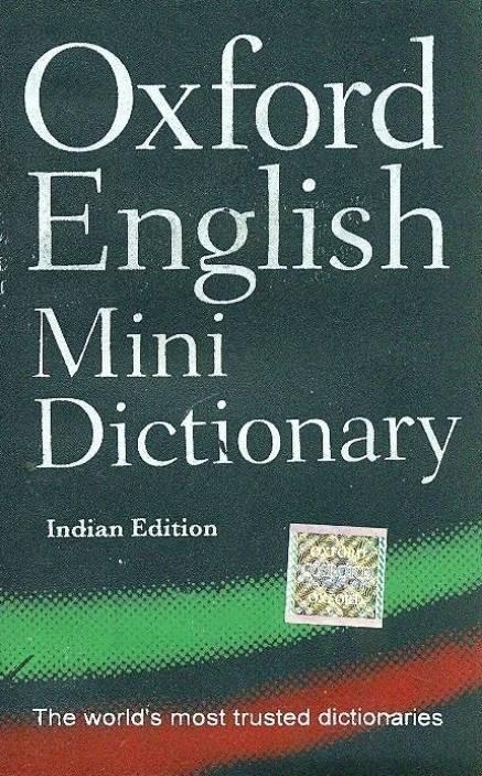 Oxford English Mini Dictionary: Buy Oxford English Mini
