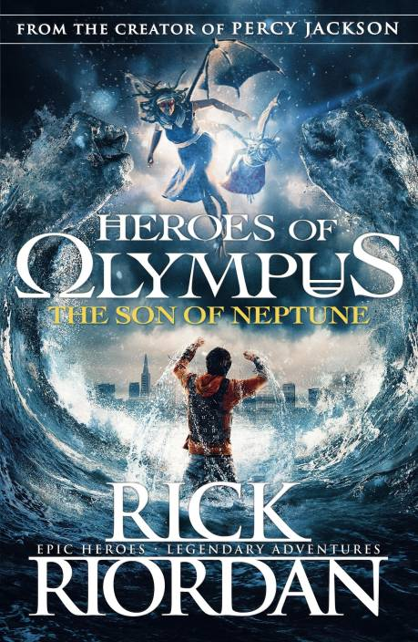 The Son of Neptune (Heroes of Olympus Book 2): Buy The Son