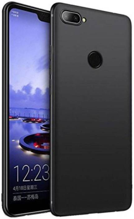 newest collection a45ec f8a90 RBCASE Back Replacement Cover for Realme U1 - RBCASE : Flipkart.com