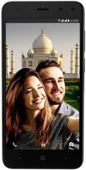 Intex Staari 11 (Black, 16 GB)