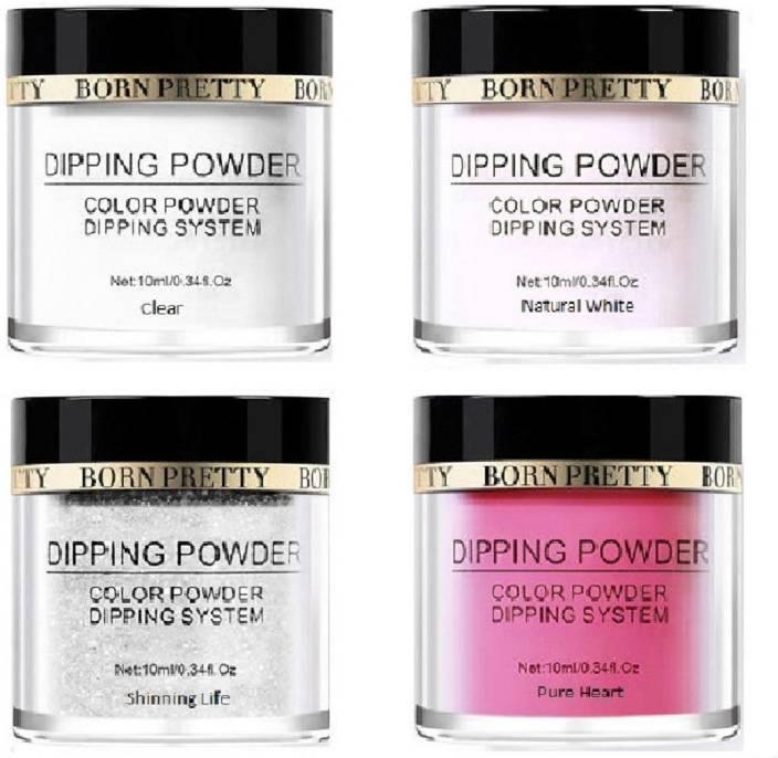 Born Pretty Nail Crystal Powder Price in India - Buy Born