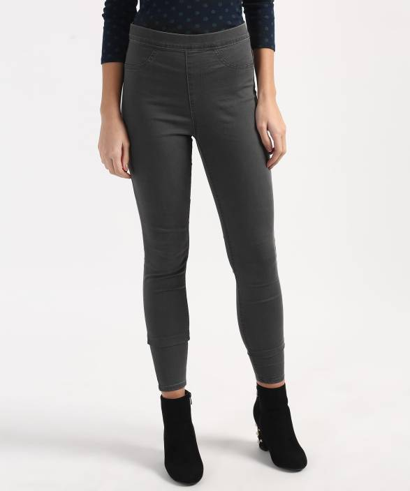 4d63bee7574162 Marks & Spencer Grey Jegging Price in India - Buy Marks & Spencer ...