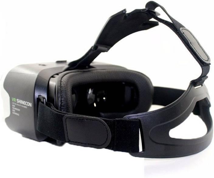 e693a720d965 BUY SURETY VR Shinecon Original Virtual Reality 3D Glasses VR Google  Cardboard Headset Box Head Mount for Smartphone 4-6  Mobile Phone (Smart  Glasses)