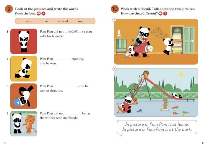 Pom Pom the Winner Activity Book - Ladybird Readers Level 2: Buy Pom