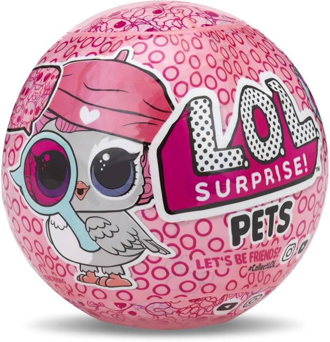 bb6fd8d23c88c HALO NATION L.O.L. Surprise! Eye Spy Pets - L.O.L. Surprise! Eye Spy ...