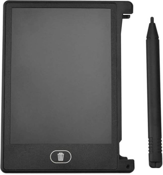 LECO 4.4 inch LCD Writing and Drawing Pad Black (Tablet)