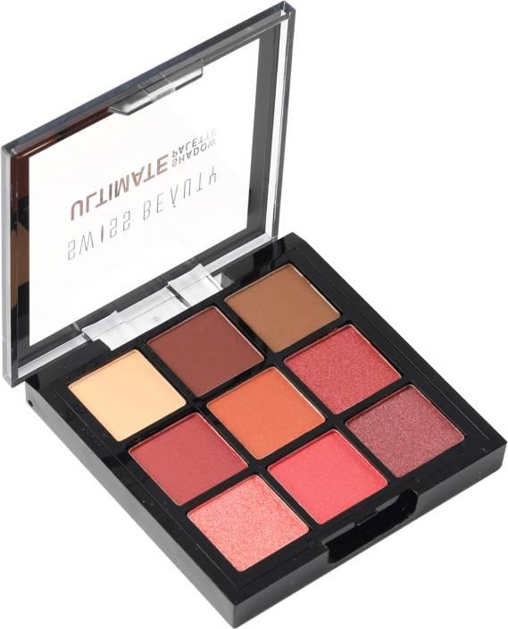 Swiss Beauty Mini Eyeshadow Palette 20 g (multicolor)