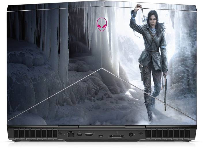 GADGETS WRAP Printed rise of the tomb raider ice cave lara croft